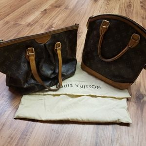LOUIS VUITTON ONLY THE SMALLEST BAG